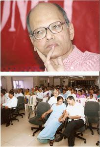 Padmabhushan Dr M.K.Mani in CIKF function