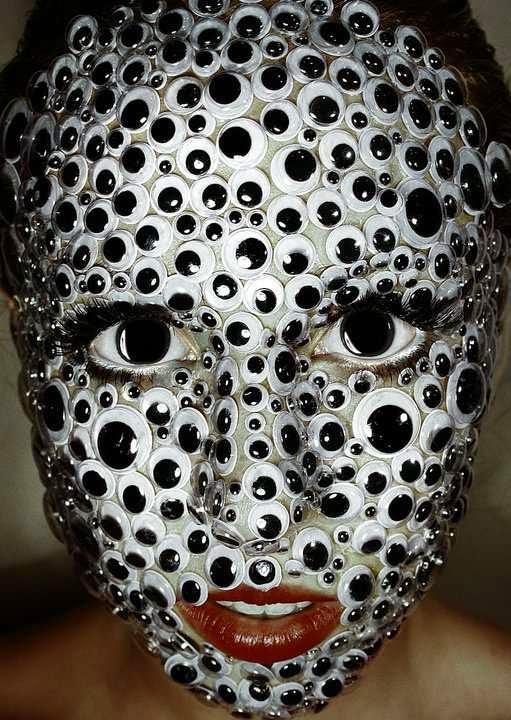 Googely Eyes Halloween Idea