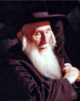 Rabbi Yisroel Spira of Bluzhev