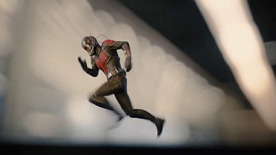 Ant-Man (Movie) - Official Trailer - Screenshot