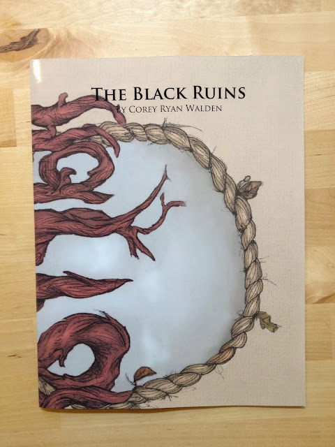 The Black Ruins - Corey Ryan Walden