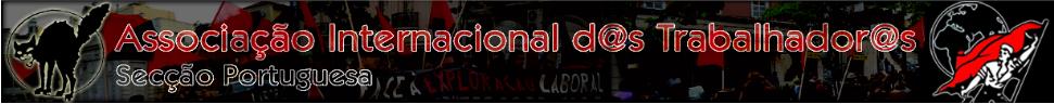 AIT-SP: organização anarco-sindicalista portuguesa