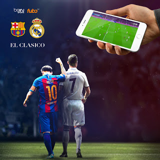 Watch El Clasico Live on Mobile