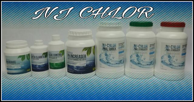 Kontraktor kolam renang, Chlorine supplier in malaysia
