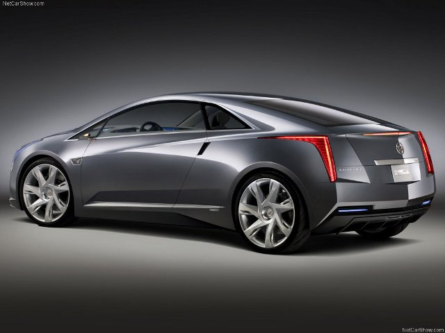 Information About Vehicle Cadillac Converj By General Motors