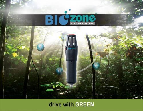 Biozone Car Sterilizer untuk kegunaan dalam kereta membasmi jerebu