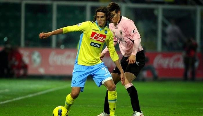Palermo vs Napoli en vivo