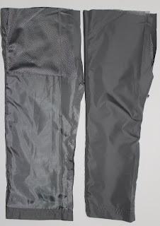 Pants inseam