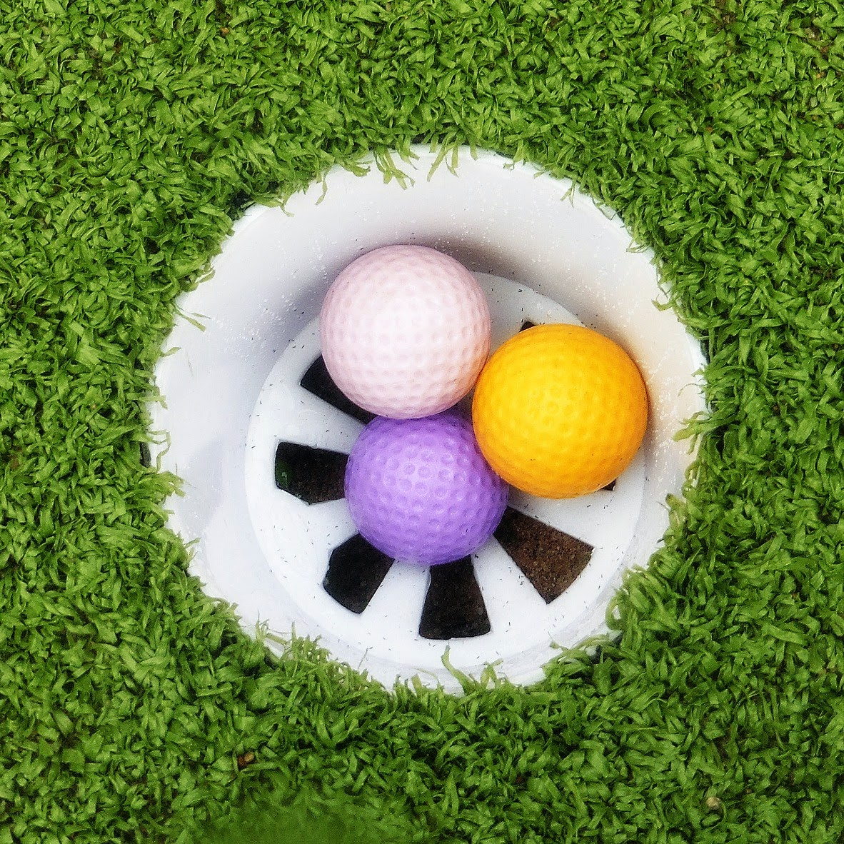 holes in one