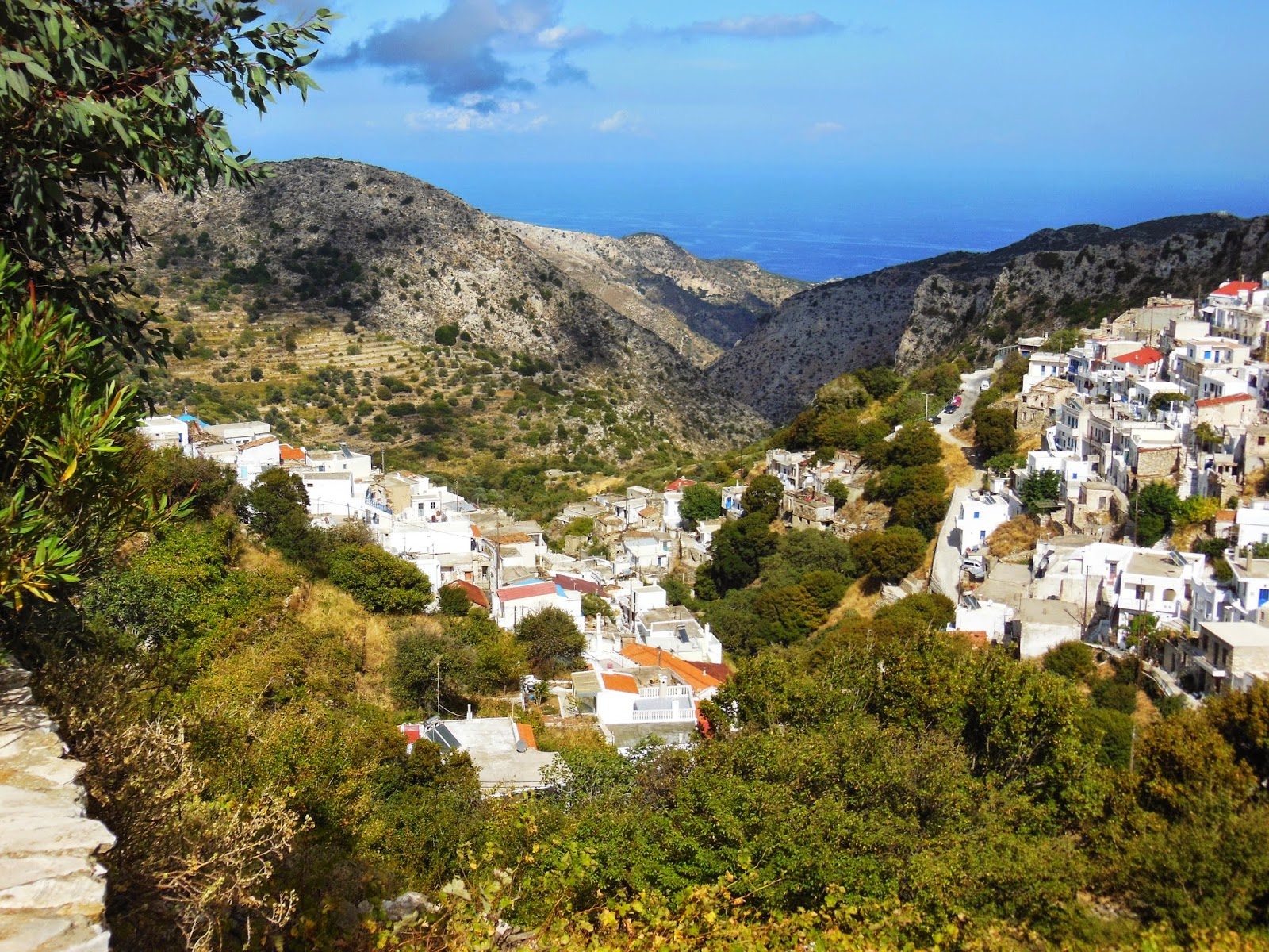 Travel In The Nature Naxos Greek Islands