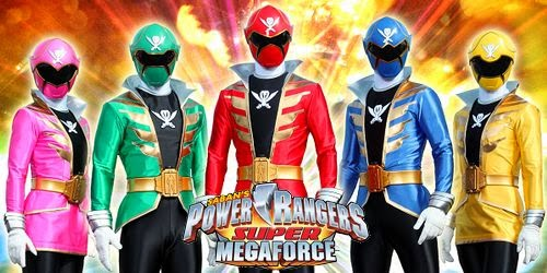 Power Rangers Super Megaforce: Guerra legendaria en el último