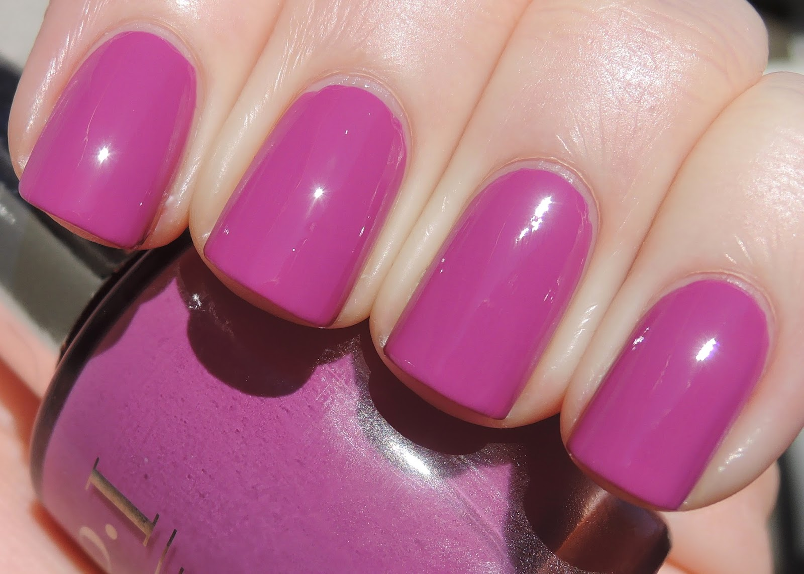 OPI Infinite Shine Grapely Admired