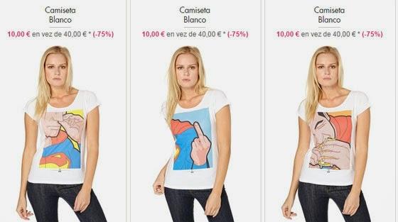 camisetas superman