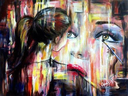 Tú eres tu propia artista...
