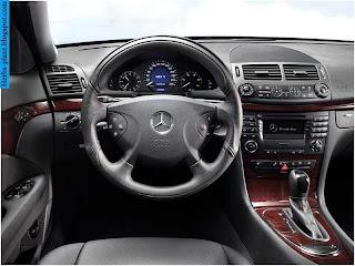 Mercedes e280 interior - صور مرسيدس e280 من الداخل