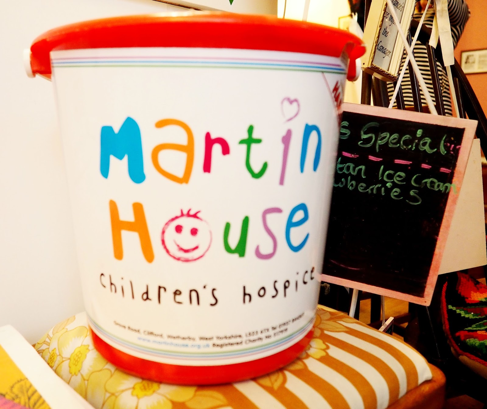 #B3CharityRevamp For Martin House Children's Hospice