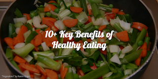 key benefits of healthy eating