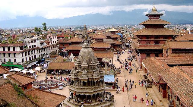 Voyage Kathmandu, capitale du Népal