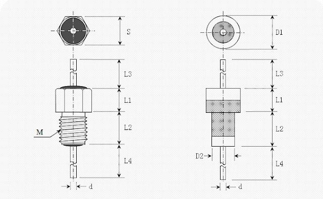 emi  rfi filters  feed through capacitors