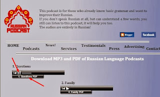 Russian Podcast