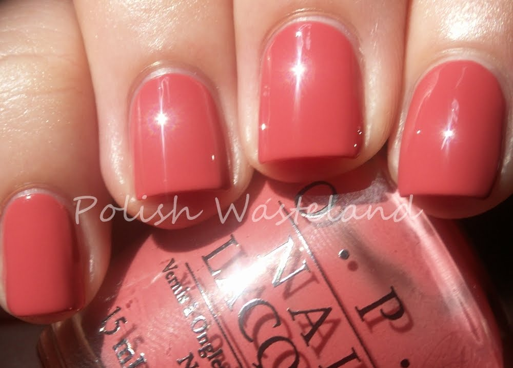 Opi Nail Polish Baguette Me Not - Creative Touch