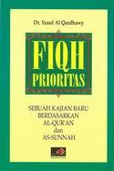 fiqih prioritas rumah buku iqro buku islam buku dakwah