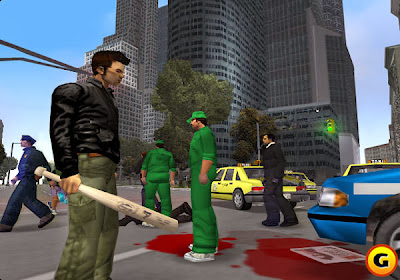GTA 3 Highly Compressed
