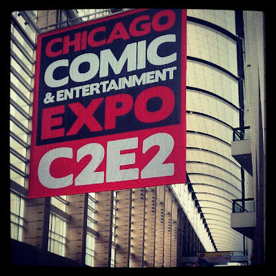 C2E2 2012 Guide & Day 1 Recap