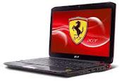 Acer Ferrari One F200 Rp.3.000.000 Call: 0853 2234 2227