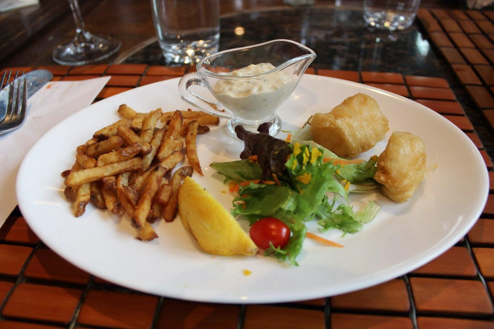 le FLAG bistro-pizz Flagrant Délice restaurant fish n chips