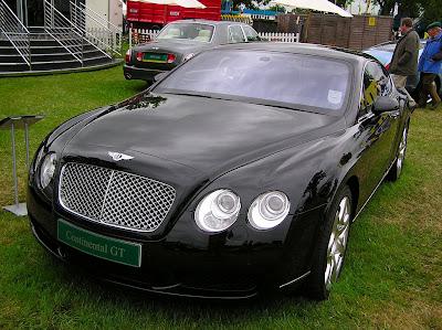 Bentley on Bentley Continental Bentley Continental Bentley Continental Bentley