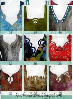latest trend in blouse