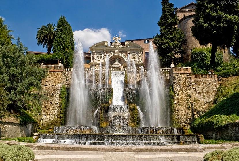 Villa d 'Este