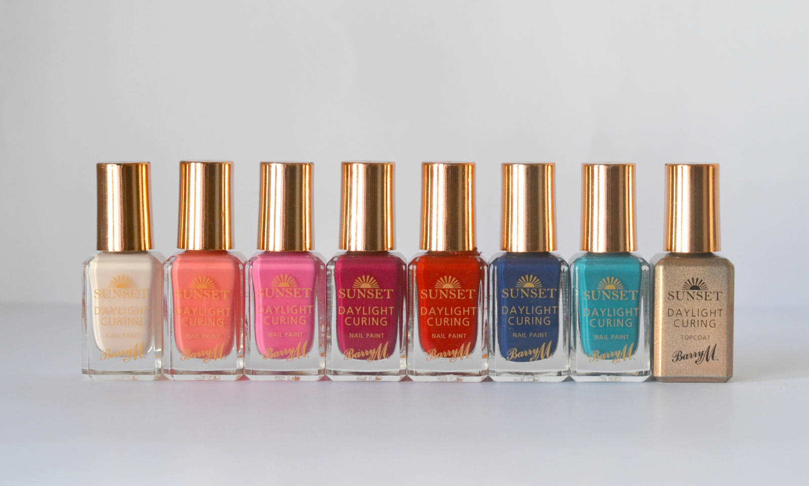 The Barry m Sunset Daylight
