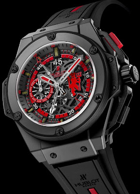 RELOJES HUBLOT KING POWER RED DEVIL MANCHESTER UNITED