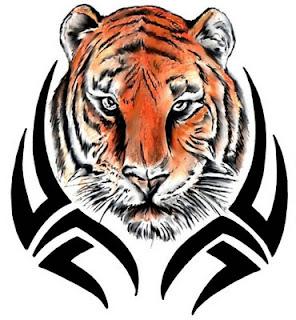 dicas de Tatuagens de Tigres