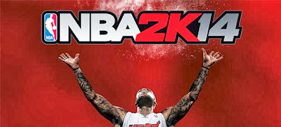 NBA 2k14 v1.08 Apk Data Download Free
