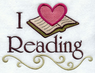 Why I love to read by Sarah