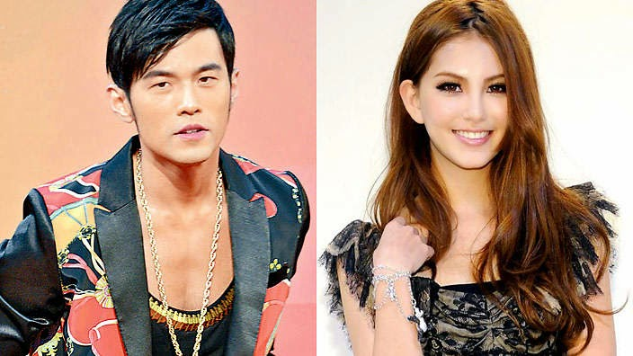 Jay Chou and his wife Hannah Quinlivan - YouTube