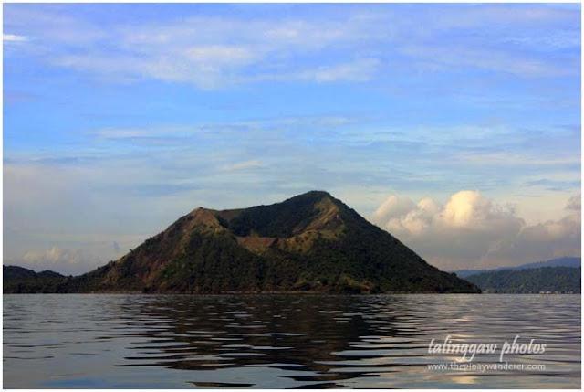 Binintiang Malaki of Taal Volcano