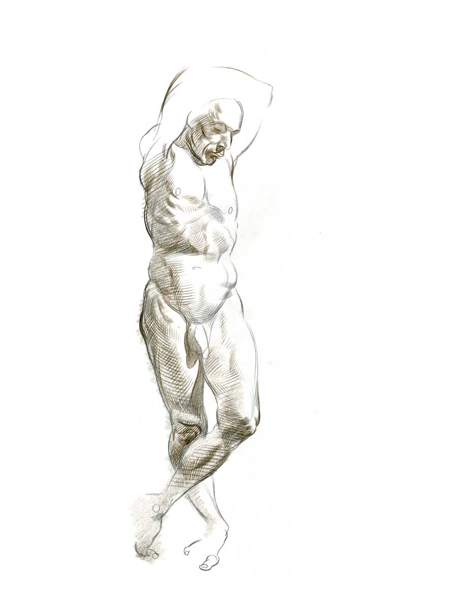 high focus figure drawing by james mcmullan pdf