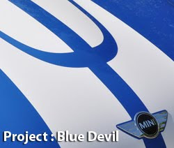 Project : Blue Devil