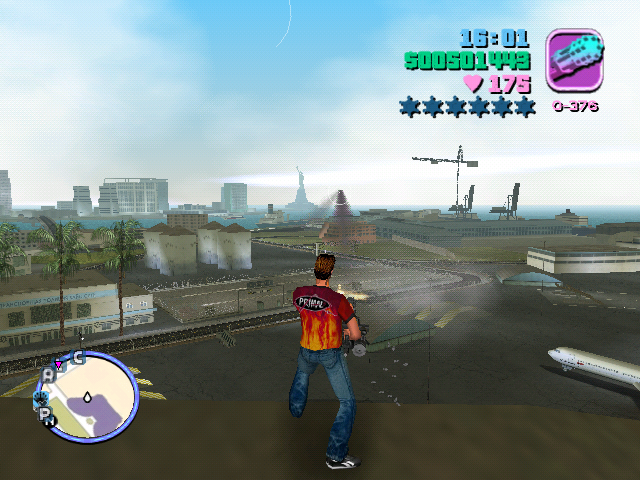 GTA Vice City Starman Game ScreenShot