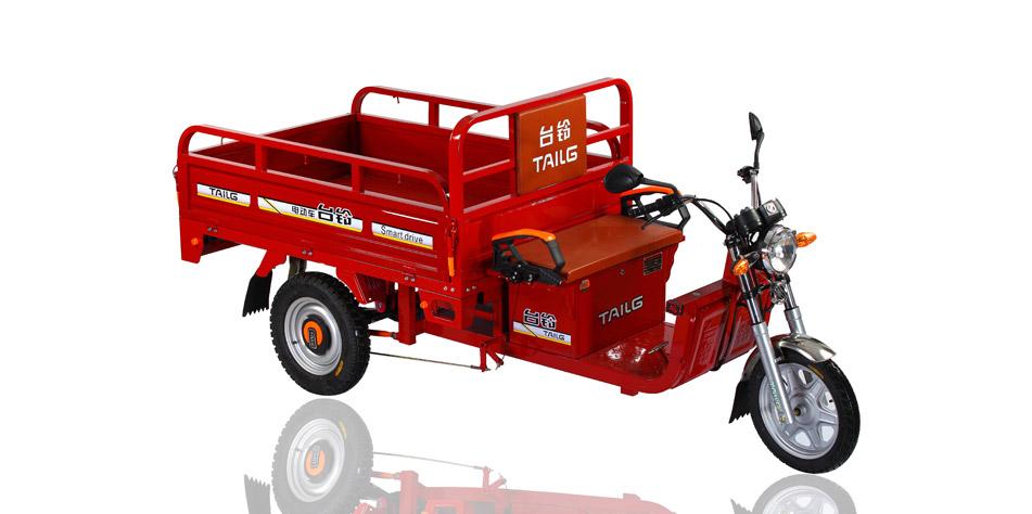 Triciclo Electrico Carga Yustavo $850.000