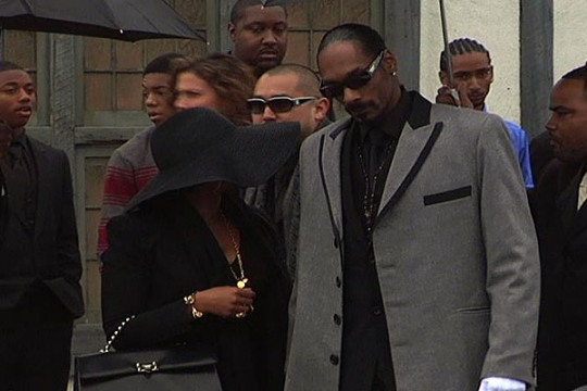 Tupac Funeral Pictures 2pac funeral s.