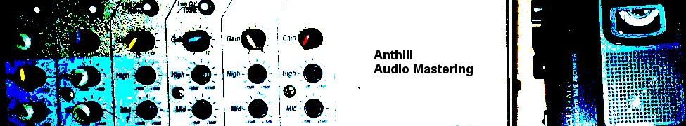 Anthill Audio Mastering