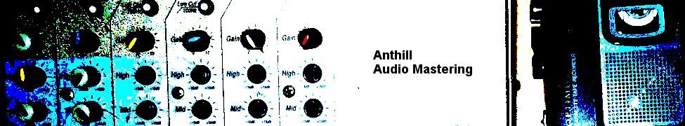 Anthill Audio Mastering