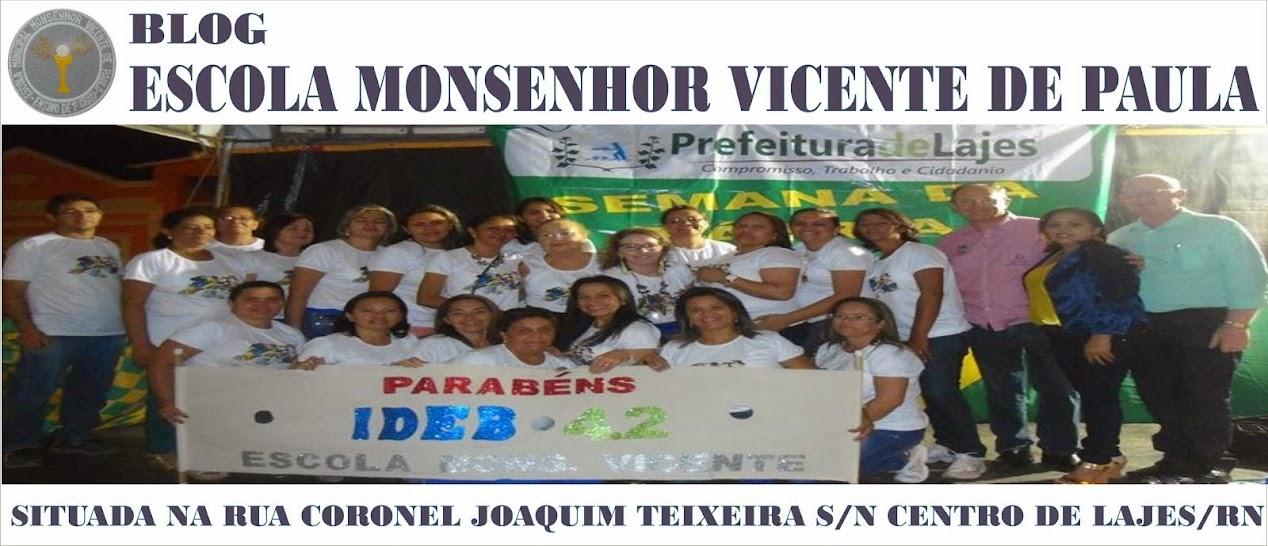 Escola Monsenhor Vicente de Paula