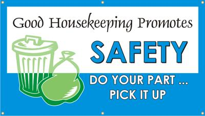 safety and security in housekeeping Illustrates how hotel/motel housekeeping staff can maintain proper safety and security topics include: handling chemicals safely, moving & lifting safely, preventing exposure to pathogens, security awareness, fire safety.