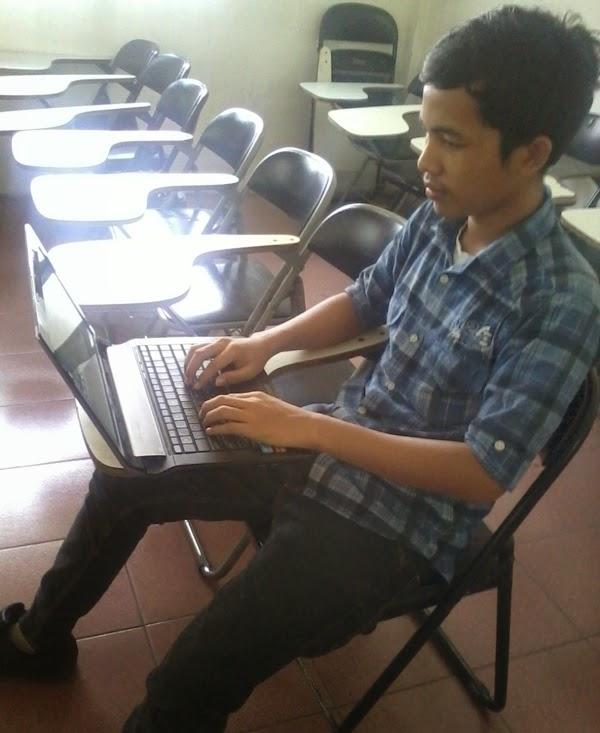 Aku dan Asus N43s - www.NetterKu.com : Menulis di Internet untuk saling berbagi Ilmu Pengetahuan!